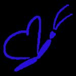 blauer Schmetterling (3)