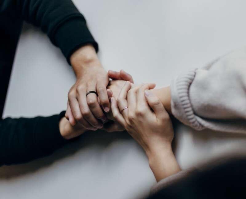 Zusammenhalt und Beistand